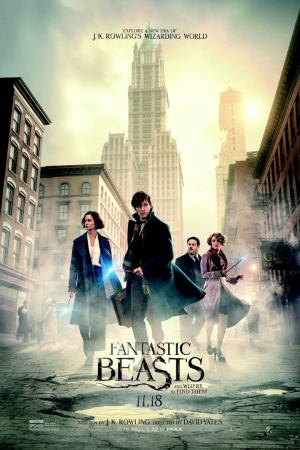 Fantastic-Beasts-and-Where-to-Find-Them- POSTER
