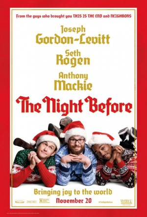 NIGHT BEFORE POSTER