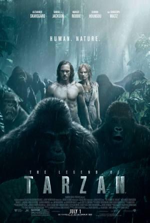The Legend Of Tarzan Poster