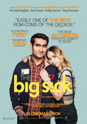 THE BIG SICK POSTER