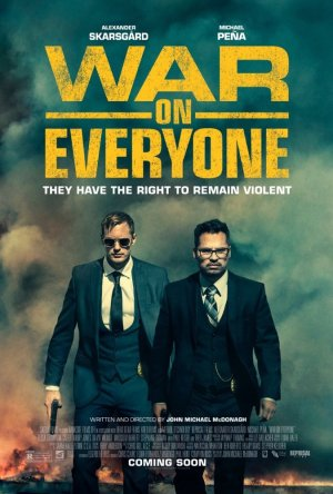 war on everyone pster